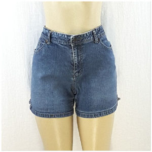 ST JOHN'S BAY, Denim Shorts, size 12